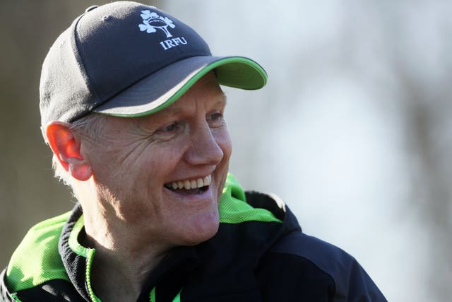Joe Schmidt File Phot
