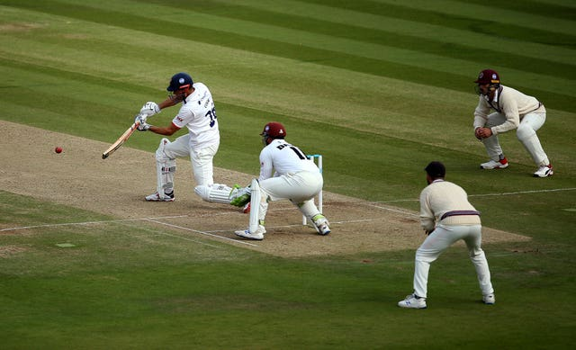 Alastair Cook produced a batting masterclass