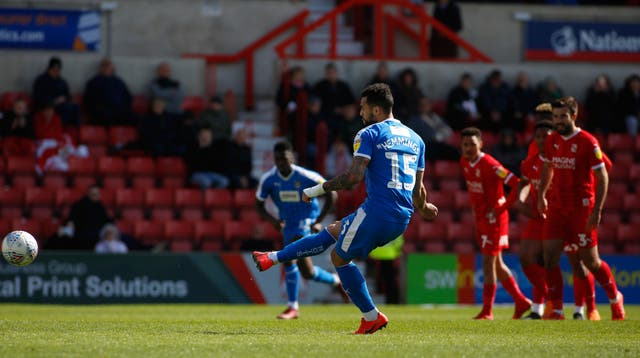 How the drama unfolded in Sky Bet League Two | Bailiwick Express