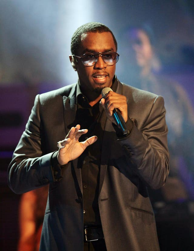Sean 'Diddy' Combs on The Graham Norton Show