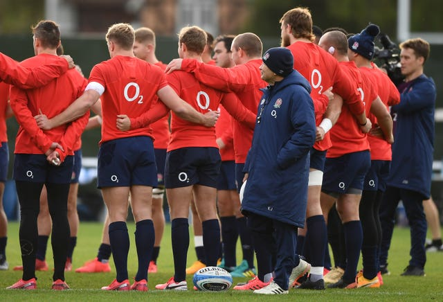 England are playing for the Six Nations title in Rome