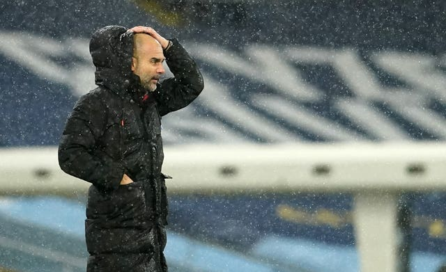 Manchester City manager Pep Guardiola could be facing a fixture congestion problem if more matches are postponed due to more positive Covid-19 tests