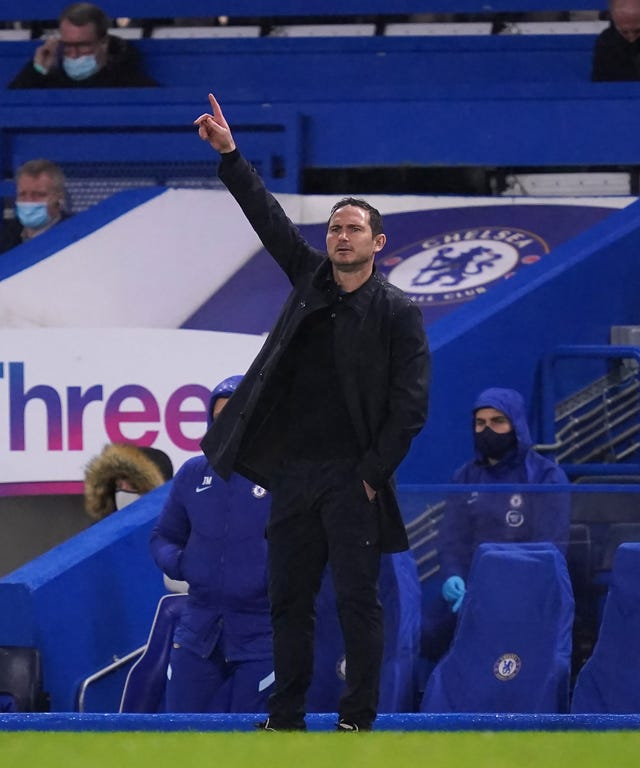 Frank Lampard is confident his team can impose themselves against Manchester City