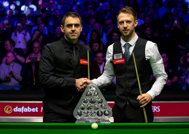 Ronnie O'Sullivan was beaten by Judd Trump in the 2019 final