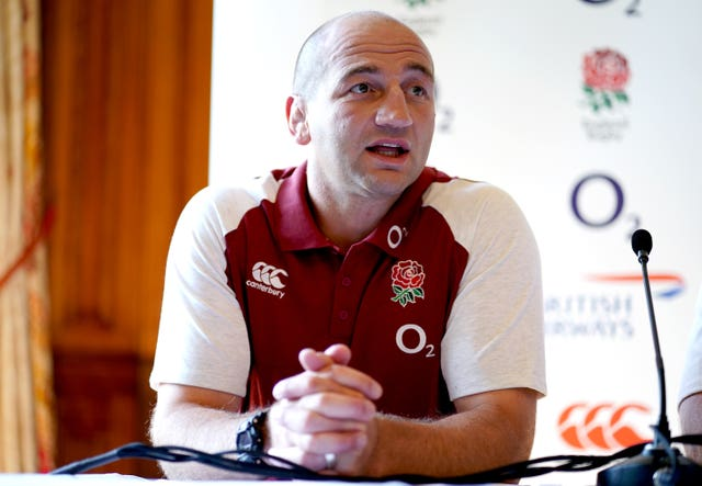 England Rugby Press Conference – Pennyhill Park