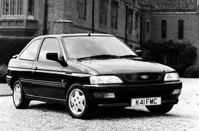 TRANSPORT Ford/XR3