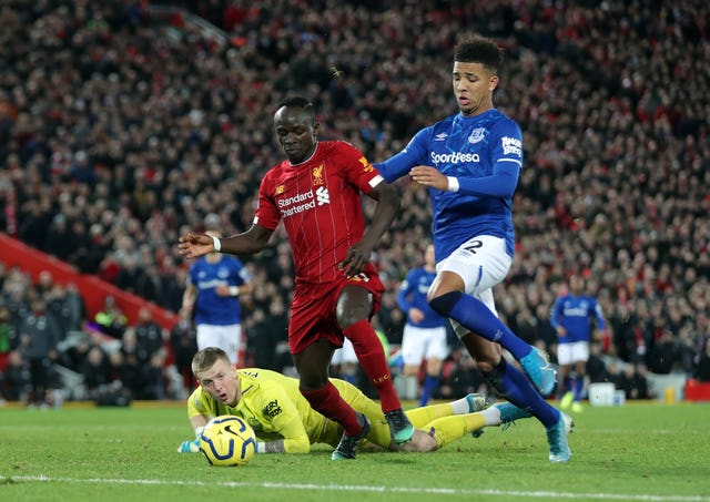 Liverpool v Everton – Premier League – Anfield