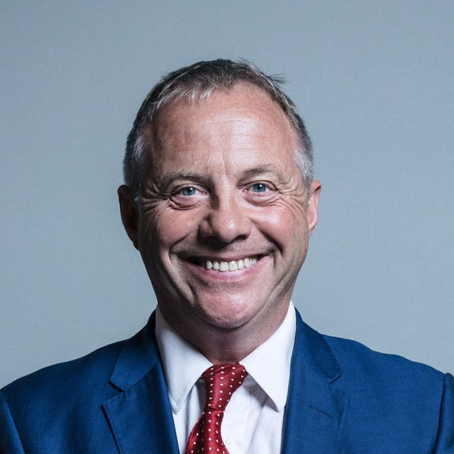John Mann : UK Parliament official portrait 2017. (Chris McAndrew/UK Parliament)