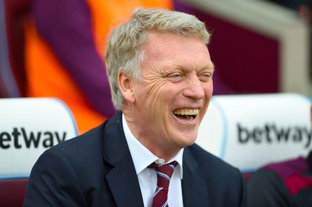 Former West Ham manager David Moyes