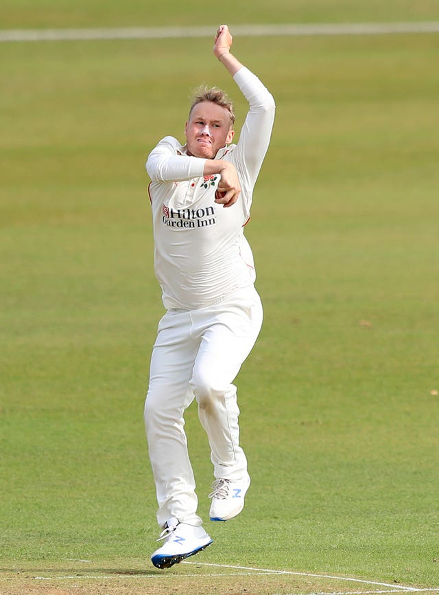 Leicestershire v Lancashire – Specsavers County Championship – Division Two – Day One – The Fischer County Ground