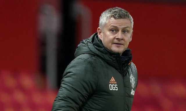 Ole Gunnar Solskjaer's side are out of form