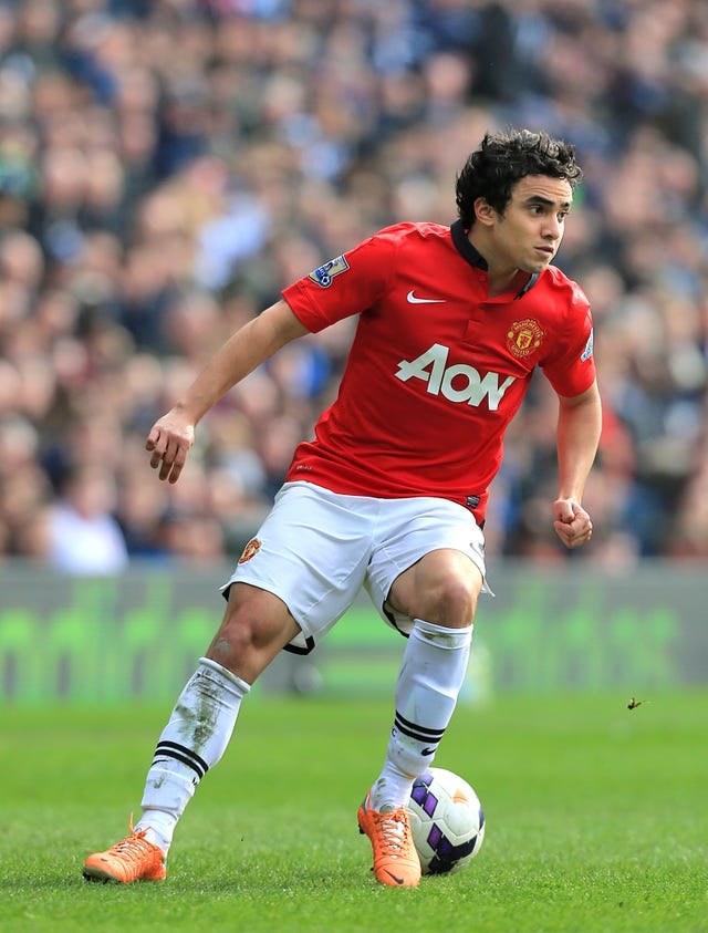 Rafael was a popular figure at Manchester United