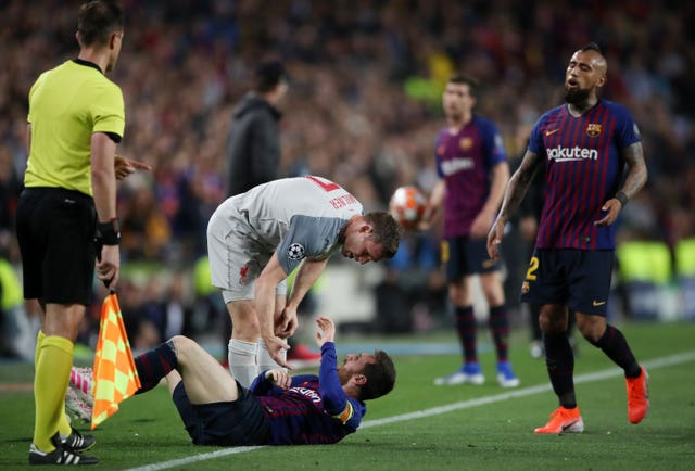 Messi is often hard to stop