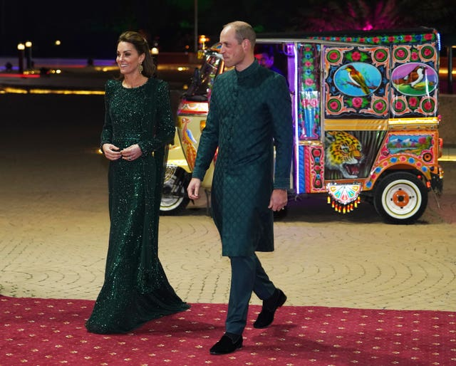 Royal visit to Pakistan – Day Two