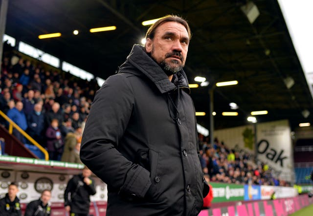 Norwich manager Daniel Farke takes his side to Newcastle on Saturday