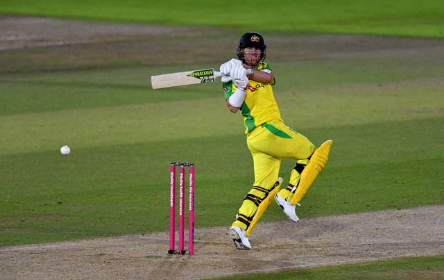 Australia's David Warner has signed for The Hundred team Southern Brave