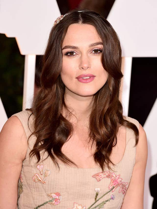 Keira Knightley at an event