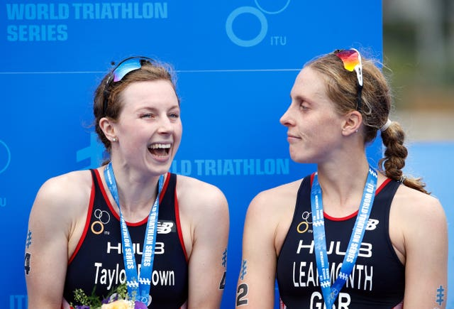 2019 ITU World Triathlon Series Event – Leeds