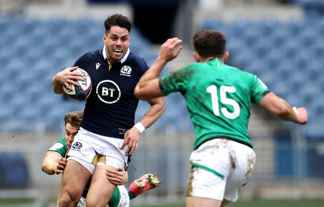 Scotland v Ireland – Guinness Six Nations – BT Murrayfield Stadium