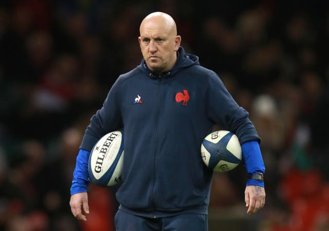 Shaun Edwards has transformed France's defence