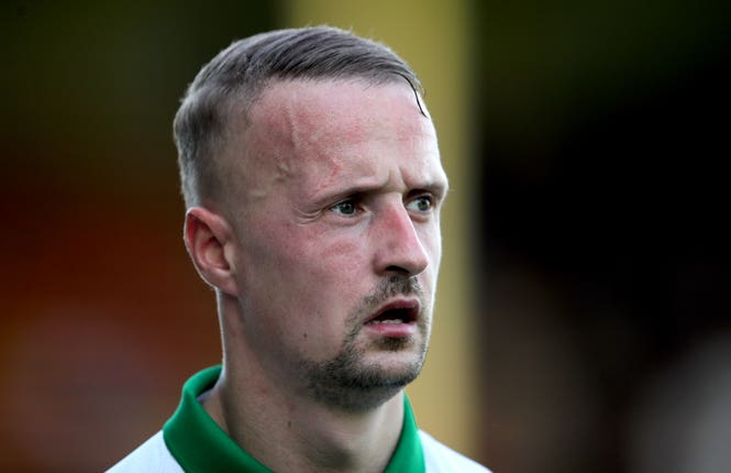 Leigh Griffiths has not been pushed too early by Steve Clarke