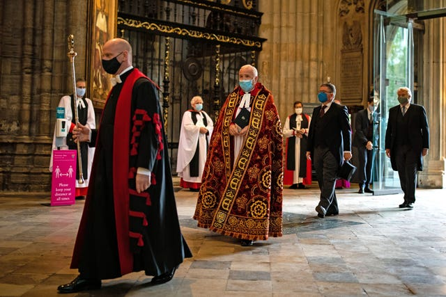 Opening of the Legal Year at Westminster Abbey