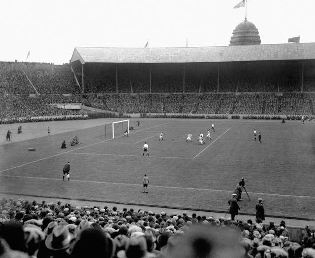 Bolton also won the FA Cup final in 1926