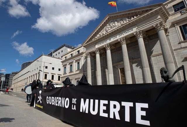 Spain Euthanasia Law