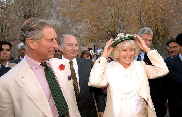 Prince of Wales and the Duchess of Cornwall visit Pakistan – day five