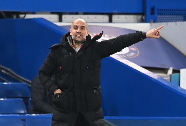 Guardiola's recent team selections have been affected by coronavirus cases within his squad