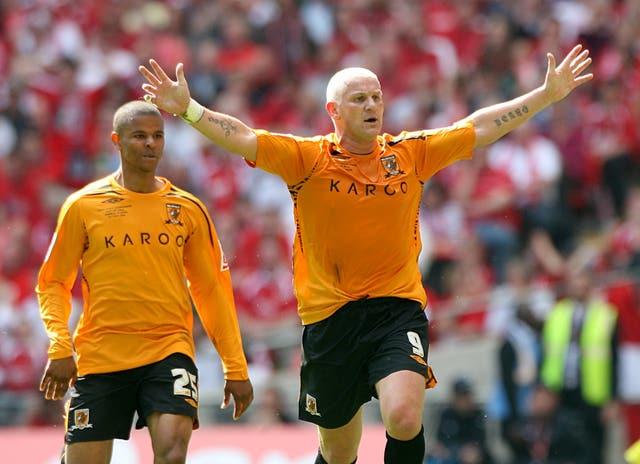 Soccer – Coca-Cola Football League Championship – Play Off – Final – Hull City v Bristol City – Wembley Stadium