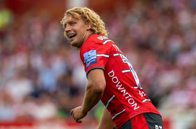 Billy Twelvetrees kicked the conversion which levelled the score