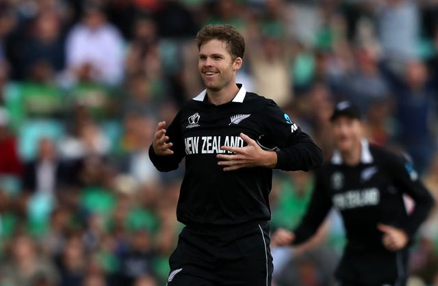 Lockie Ferguson shone at the World Cup