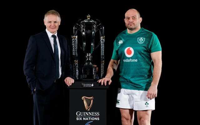 Schmidt's tenure lasted until 2019 and featured three Six Nations titles (John Walton/PA).