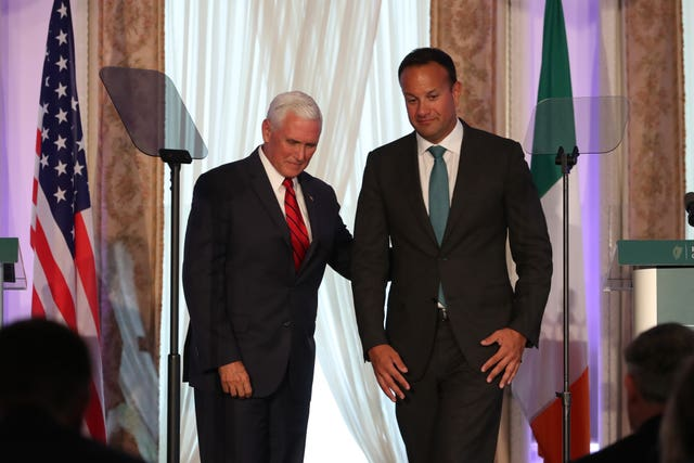 US Vice President visits Ireland