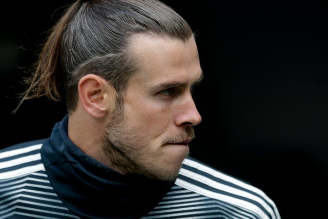 Gareth Bale was an unused substitute on what could have been his Real Madrid farewell