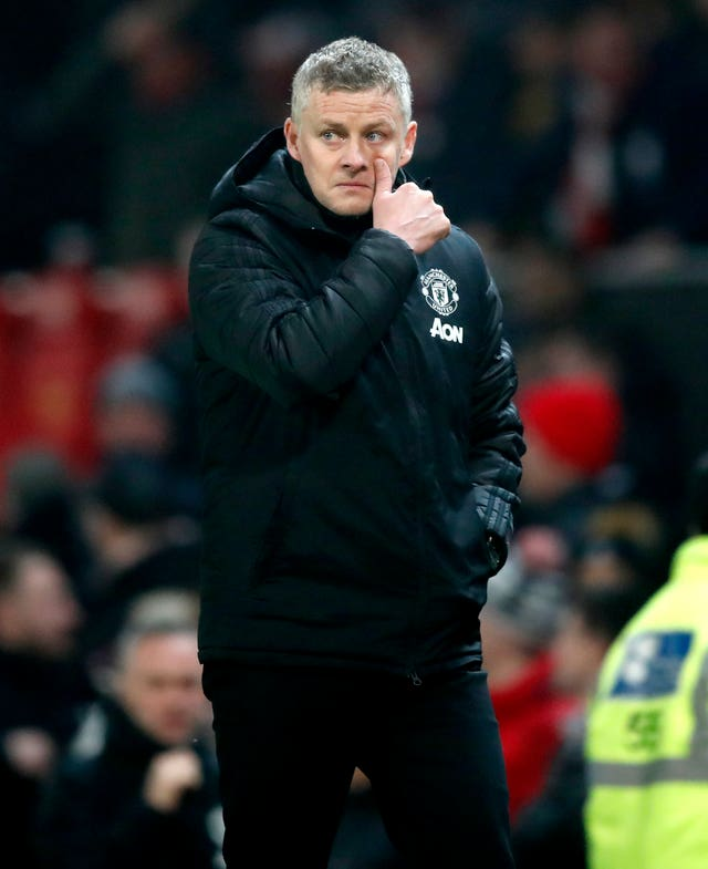 Ole Gunnar Solskjaer oversaw another defeat on Wednesday