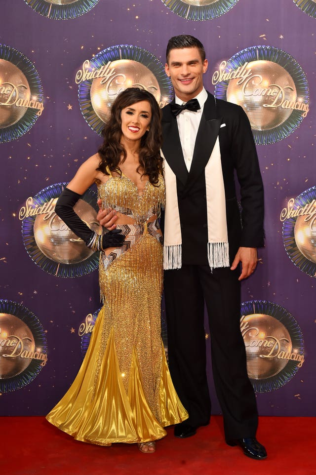 Dancers Aljaz And Janette On A Strictly Return And Their New Tour