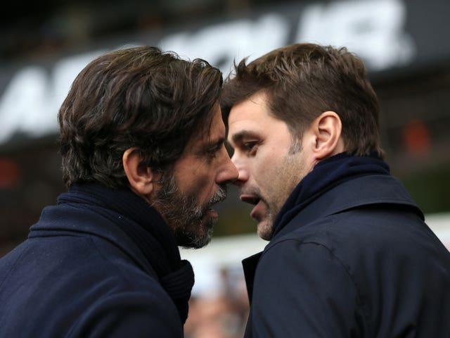 Tottenham Hotspur v Watford – Barclays Premier League – White Hart Lane