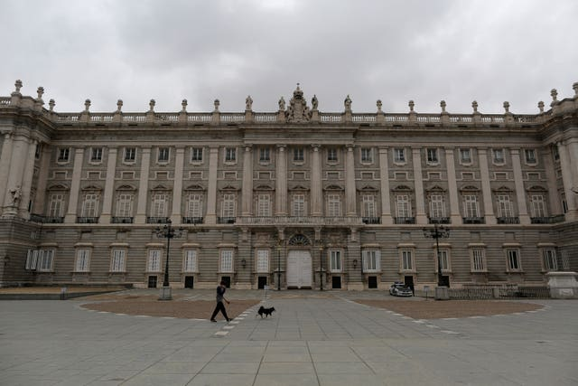 Madrid Royal Palace