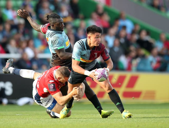 Harlequins youngster Marcus Smith has earned an England call