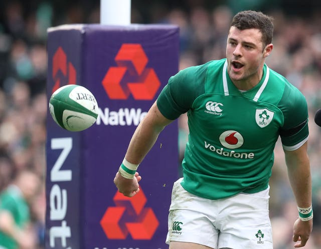 Robbie Henshaw has been linked with a move to full-back