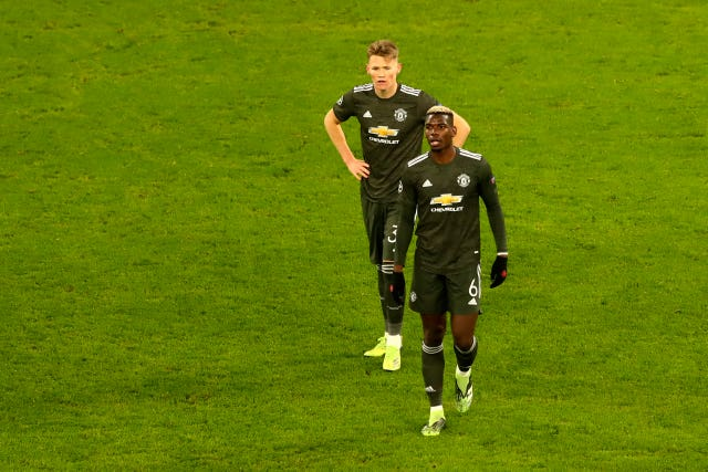 United bowed out of the Champions League after defeat at Leipzig on Tuesday