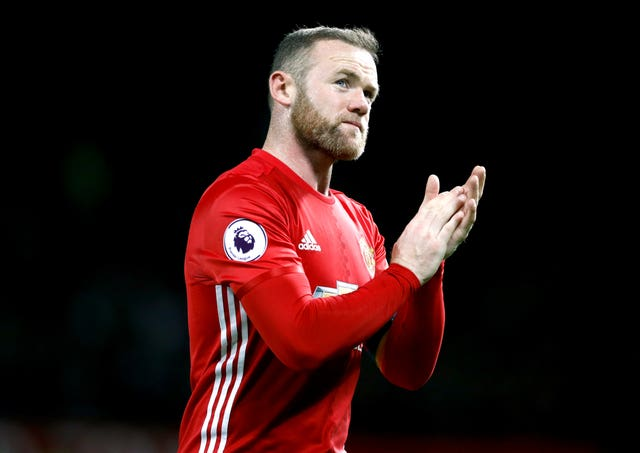 Wayne Rooney File Photo