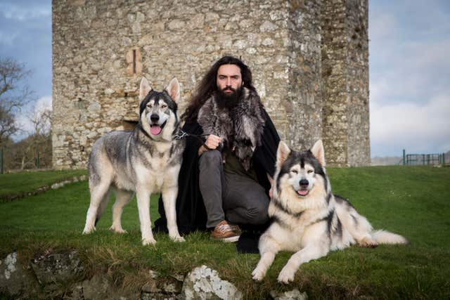 Game Of Thrones drives surge in popularity of Northern Inuit dogs