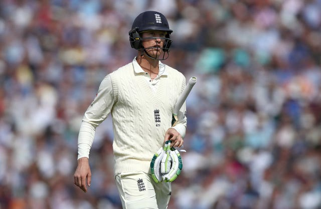 Keaton Jennings' form over the winter has left his place in doubt
