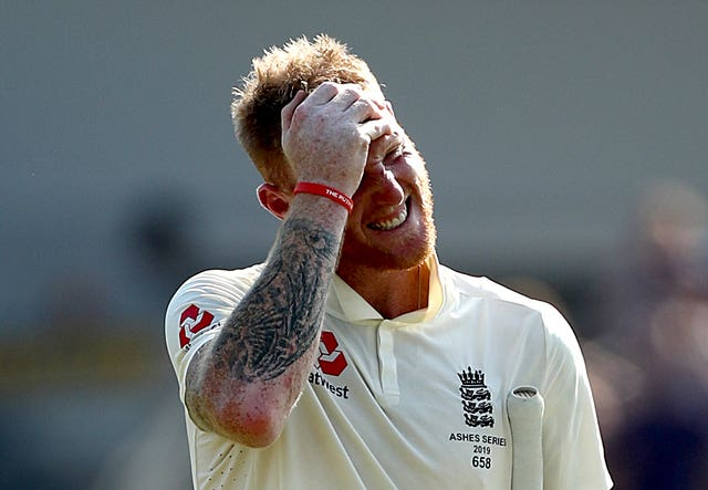 Ben Stokes is overcome after leading England to an unforgettable win