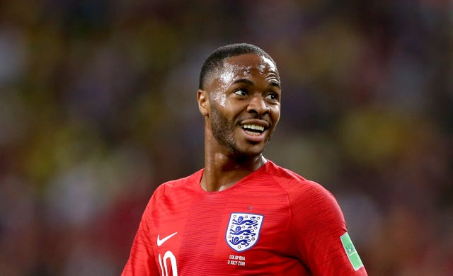Raheem Sterling's World Cup performances were scrutinised