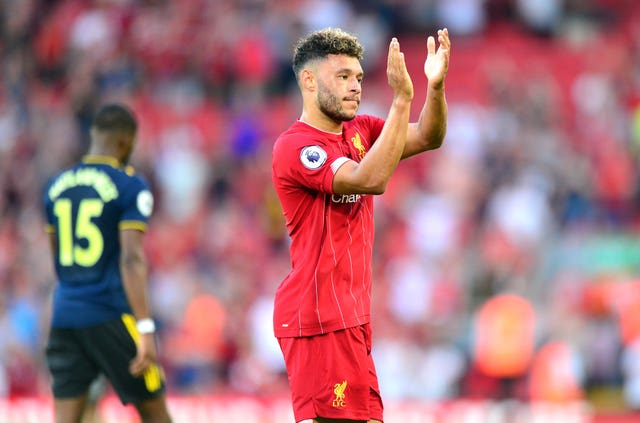 Oxlade-Chamberlain has featured in three of Liverpool's opening four Premier League games.