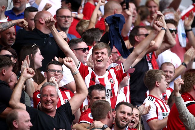 Bramall Lane will be sold out for Saturday's visit of Liverpool